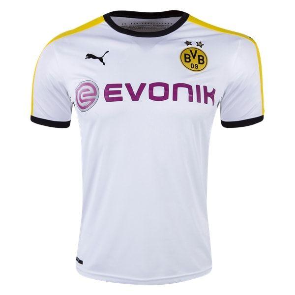 PUMA Borussia Dortmund Third Jersey 15/17