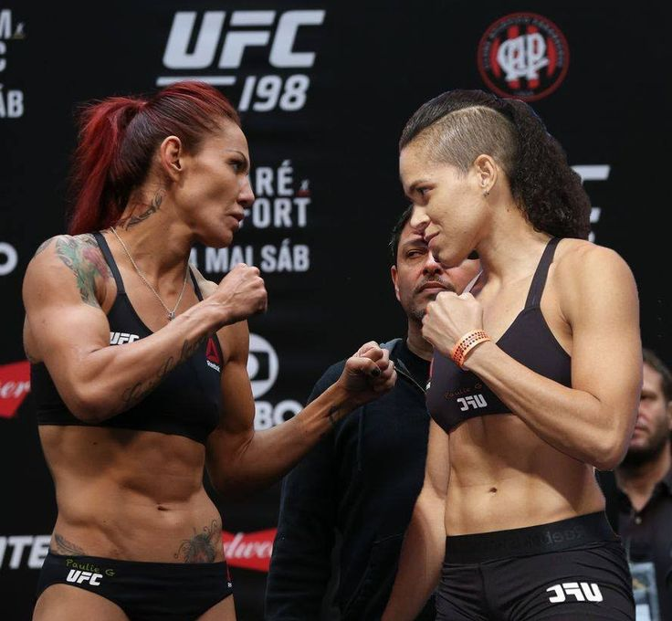 UFC 205: Cris Cyborg Justino versus Amanda Nunes Full Fight Breakdown by...