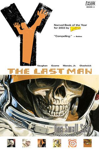 # 11. Y: The Last Man, Vol. 3: One Small Step by Brian K. Vaughn