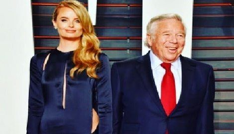 Ricki Lander is the gorgeous model girlfriend of billionaire/business magnate, Robert Kraft. The pair has been dating since 2012.