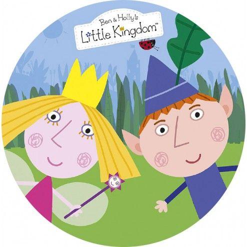 Ben & Holly's Little Kingdom Round