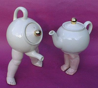 toddler teapots by Andy Titcomb, via Flickr