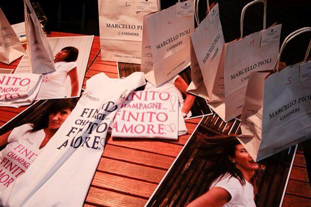 MARCELLO PIOLI events Best Summer t-shirt  L'Enoteca Marcucci - Pietrasanta