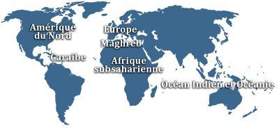 Base de données lexicographiques panfrancophone