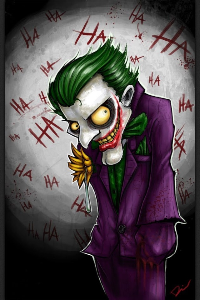 Airbrush Joker Wallpaper: 25+ Best Images About The Joker On Pinterest