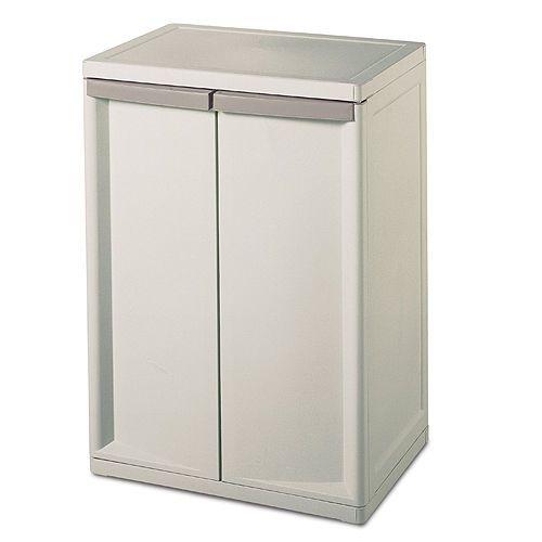 Plastic Kitchen Cabinet Alluring Design Inspiration