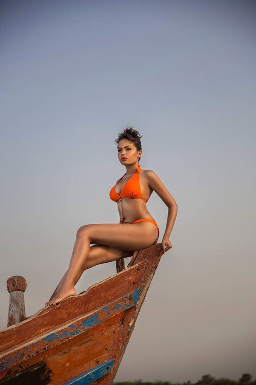 Indian actress shoe her sexy bodies
