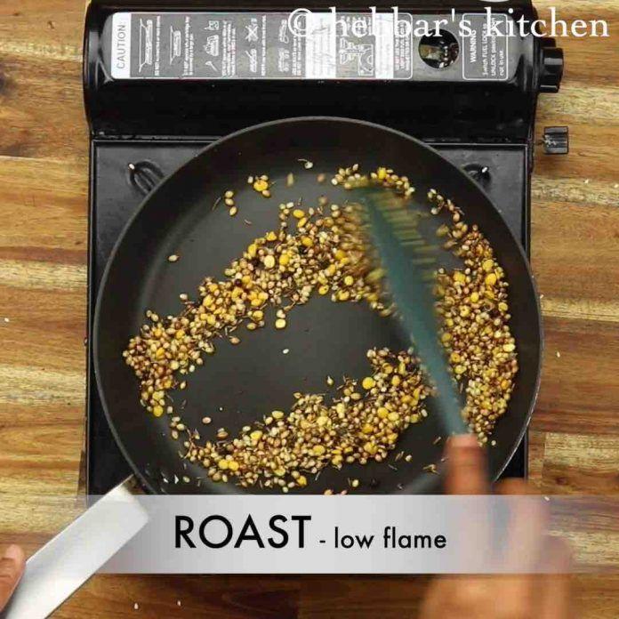 puliyogare recipe puliyogare gojju tamarind rice karnataka style resep dengan gambar on hebbar s kitchen dinner recipes id=46314