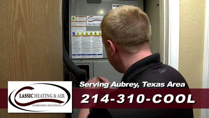 Videos from HVAC businesses that serve Aubrey, Tx.