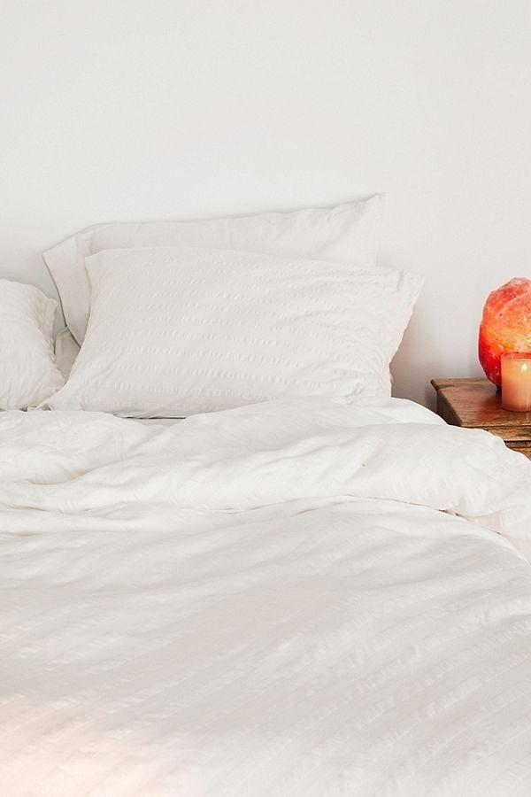 Puckered Jersey Duvet Cover Bedroom Layouts Luxury Bedding Sets Home Decor Bedroom
