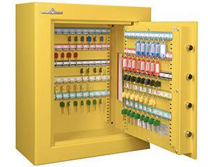 Armario cajetín de seguridad para organizar de 90 a 2890 llaves y llaveros Clés Protect PRO de Hartmann Tresore: http://www.asturalba.com/seguridad/armarios-llaves/armarios-llaves.htm