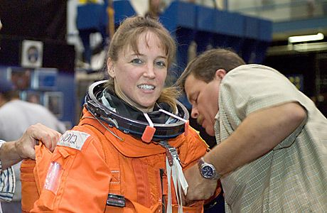 Lisa Nowak:  astronaut who stalked and was prepared to kill another astronaut who was dating her one time astronaut boyfriend