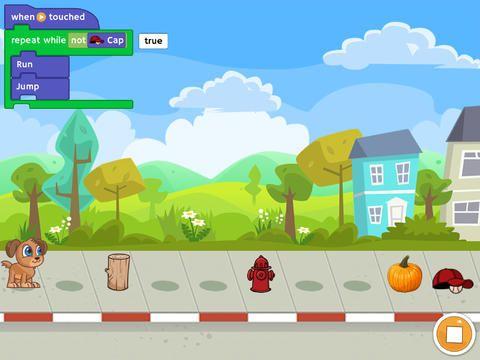 iPad Screenshot 1 - Tynker ap from makers of Splash Math - coding for kids - free