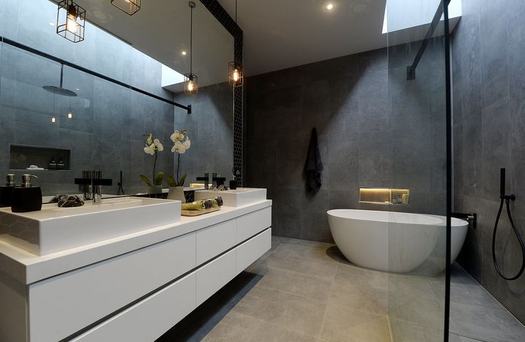The Block Glasshouse 2014 Chris And Jenna Perfect Bathroom | POPSUGAR Celebrity…