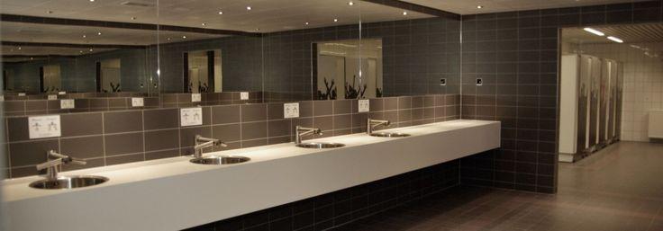Toiletgroep Brabanthallen Den Bosch