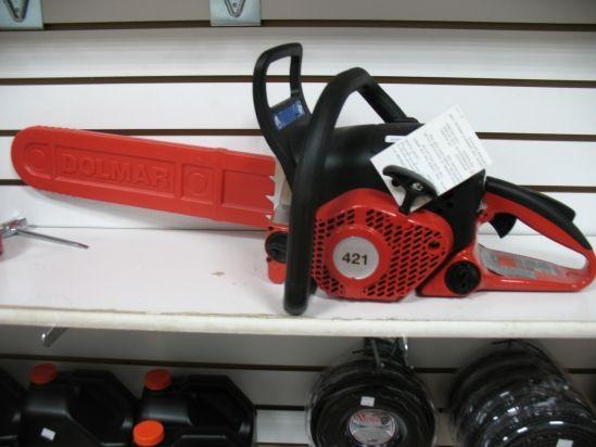Dolmar 421 Chainsaw For Sale
