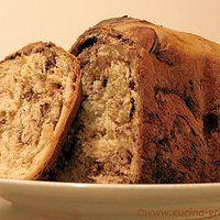 Brioche al Cioccolato in Macchina del pane