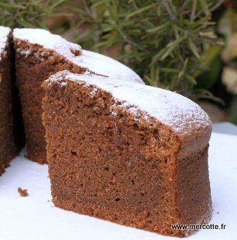 gâteau tout simple, La Tendresse,  un goûter sain et parfait pour les enfants.