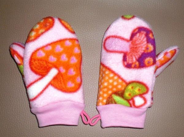 Kinder Handschuhe mit Fellfutter | Kostenlose Nähanleitungen | kreative.stoffe.de