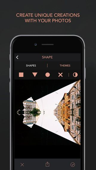 Defqt / Camera filters and effects