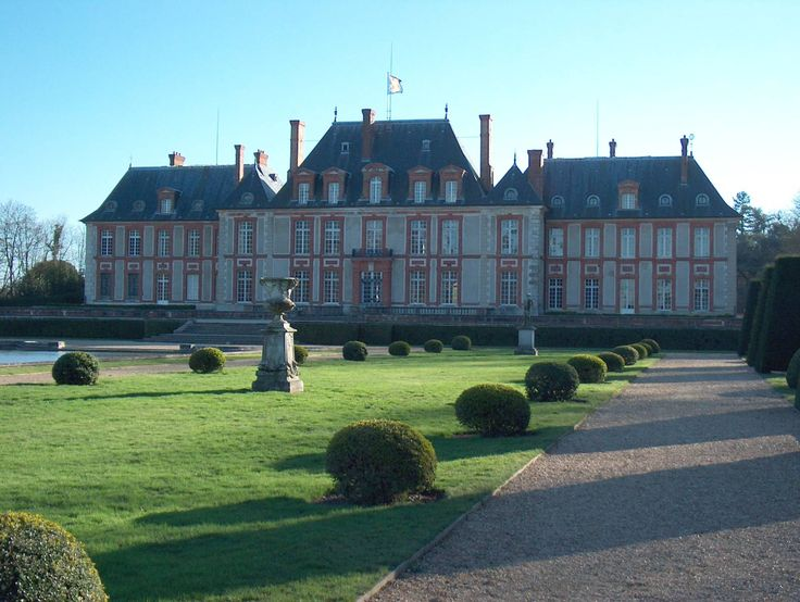 Château de Breteuil - Yvelines - France