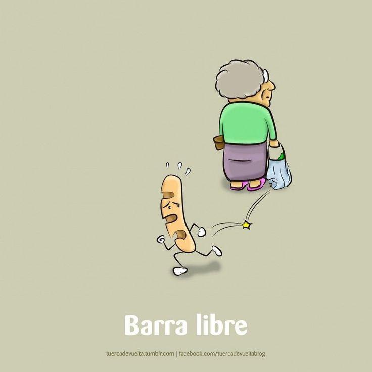 +50 Humor absurdo para despedir el día (pt2) - Taringa!