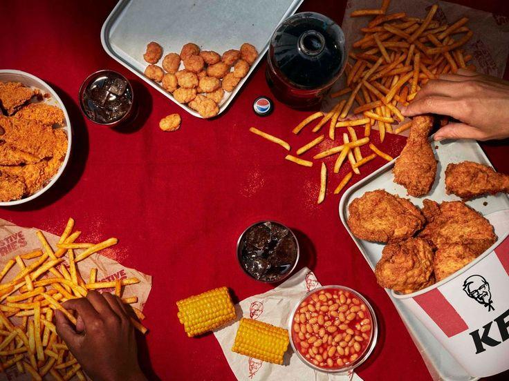 Kfc Buckets Menu in 2020 | Kfc, Kentucky fried chicken ...