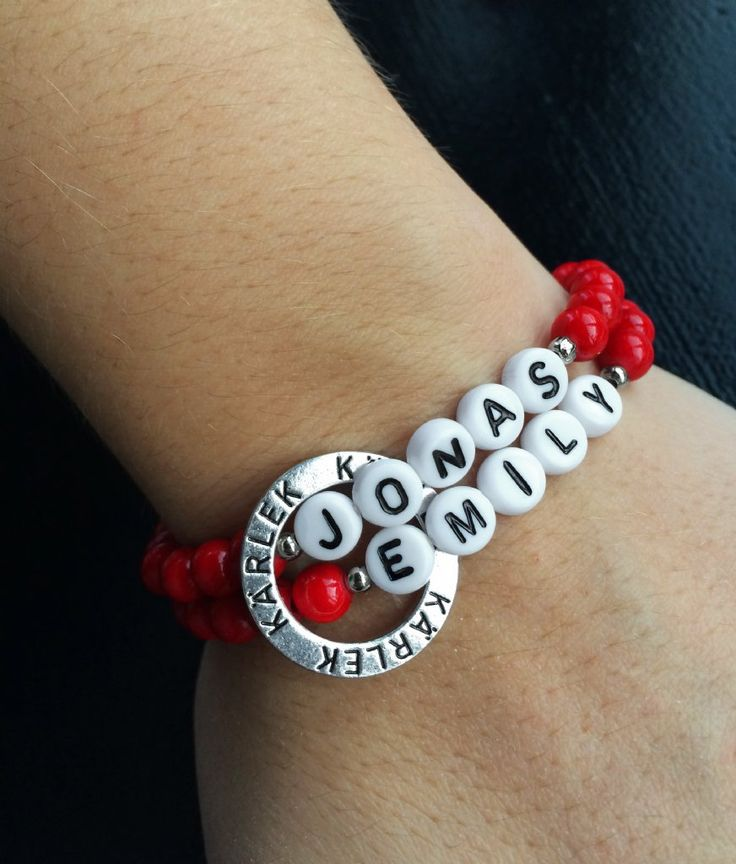 Kärleks-armband till alla hjärtans dag!