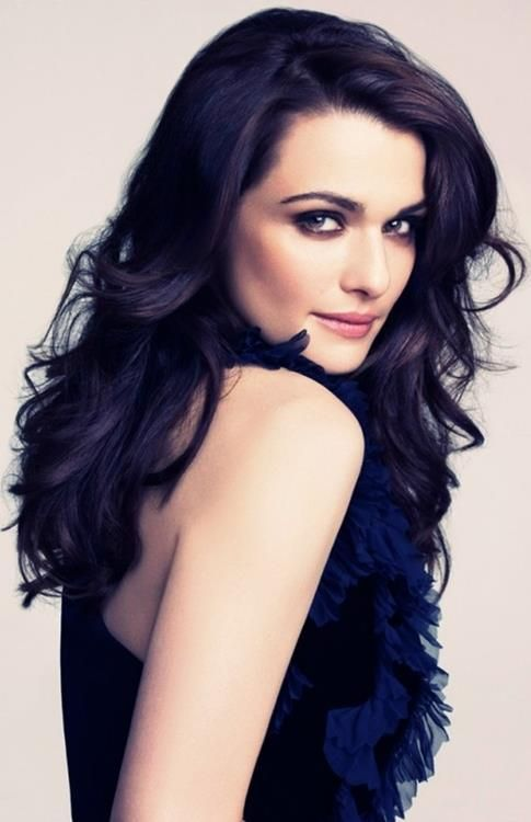 Rachel Weisz . This could be the perfect brunette shade.