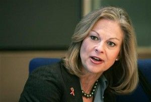 Christie Hefner- More Than Her Father's Daughter