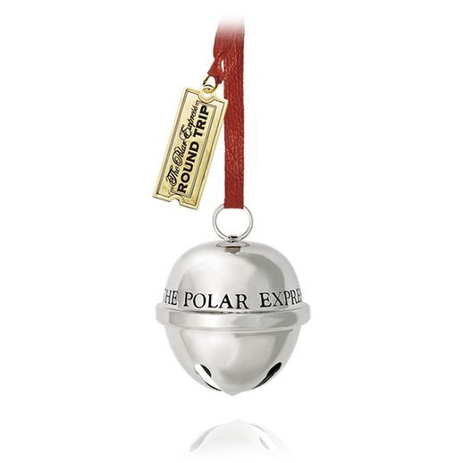 Holiday Favorite - The Polar Express Bell Christmas Ornament | Hallmark Keepsake Ornament Collection 2015