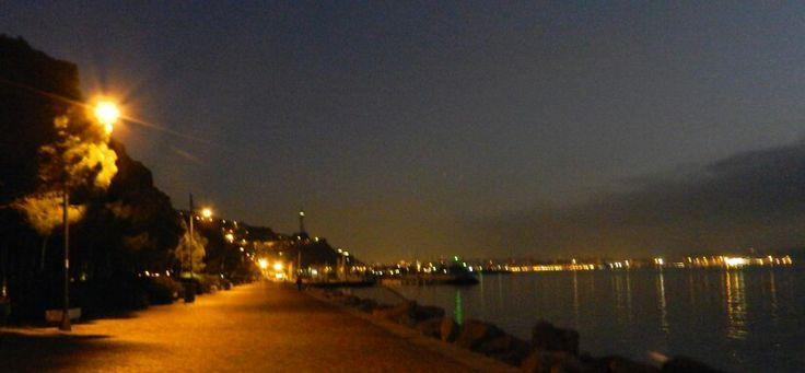 Notturno a Barcola - foto di Mara Bomben