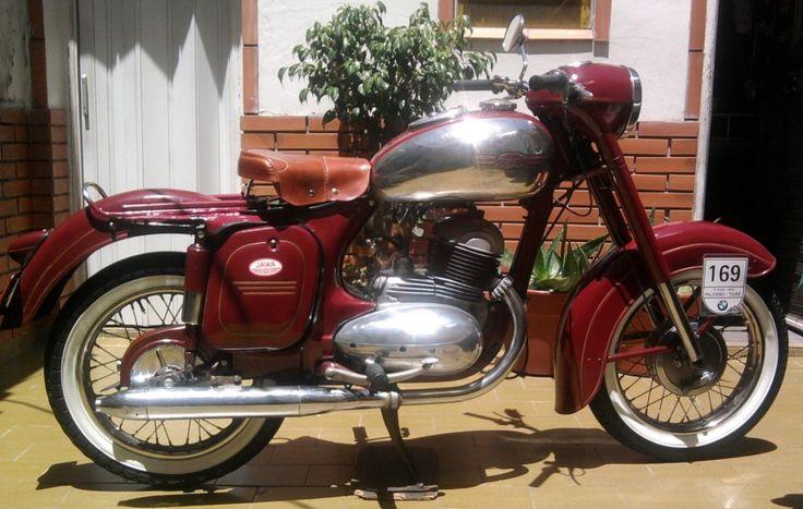 1957 Jawa 350cc