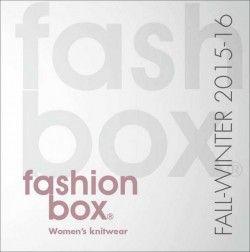 FASHION BOX KNITWEAR WOMAN AW 15/16 incl. CD-Rom #FashionBoxKnitwear illustra la tendenza dello stile della maglieria Italiana nel settore femminile. Organizzata in temi di tendenza, con tavolozze di colori per la stagione (PANTONE ® per la moda e le case in codice) e con la maglia dei campioni originali
