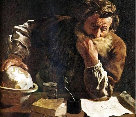 Archimedes: An Ancient Greek Genius Ahead of His Time