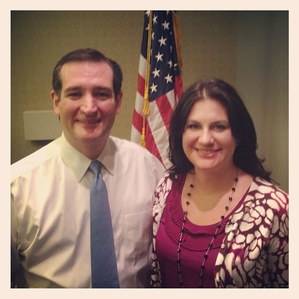Ted Cruz at #RSG12 gives credit to Marco Rubio & bloggers [VIDEO]