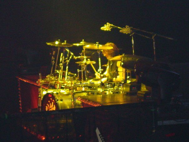 Scott Travis revived the Priest in 1990