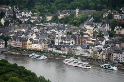 Boppard, Germany  2011 river cruise, Germany