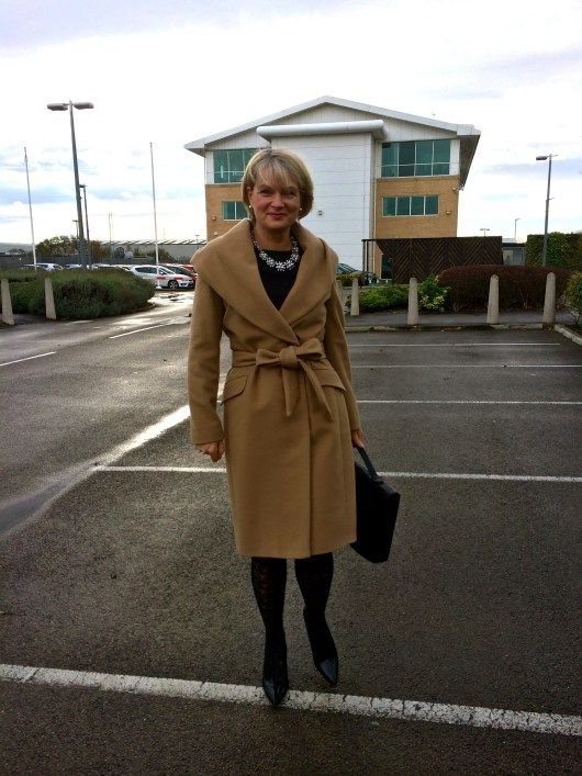 workwear chic for women over 40