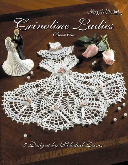 Crinoline Ladies Pattern Book