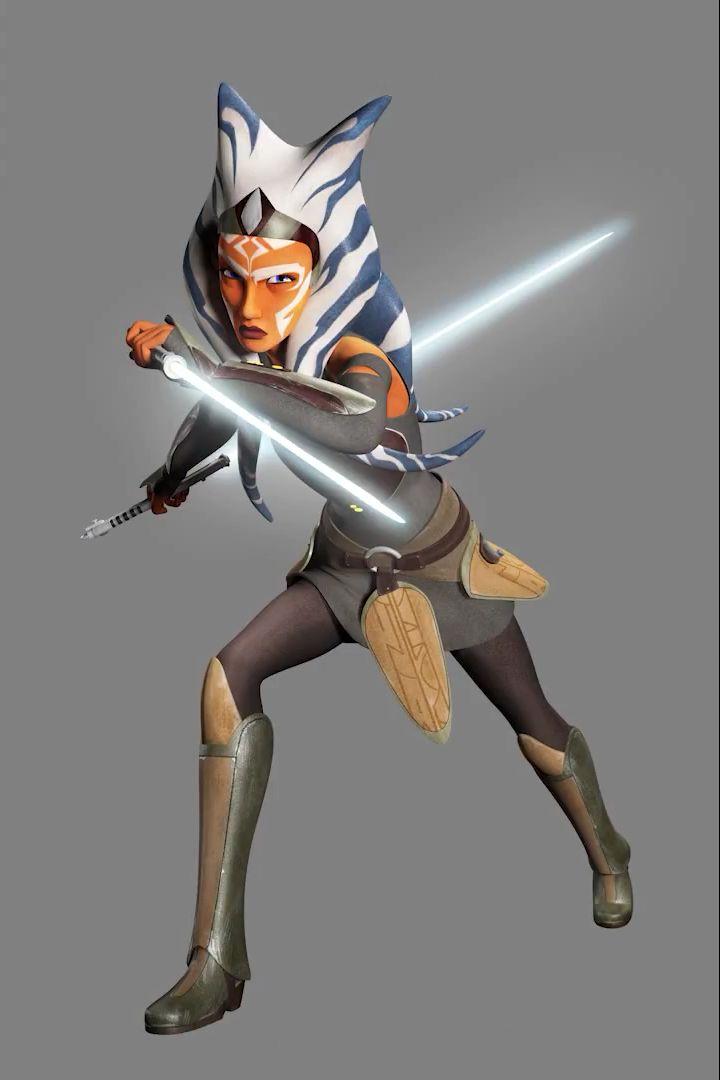 Star Wars Rebels: Ahsoka Tano