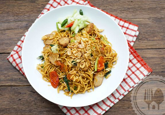 Java Fried Noodle/Mie Goreng Jawa