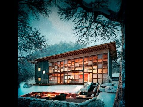 3ds Max Snow: Add Snow To Any Scene Using 3ds Max Tools
