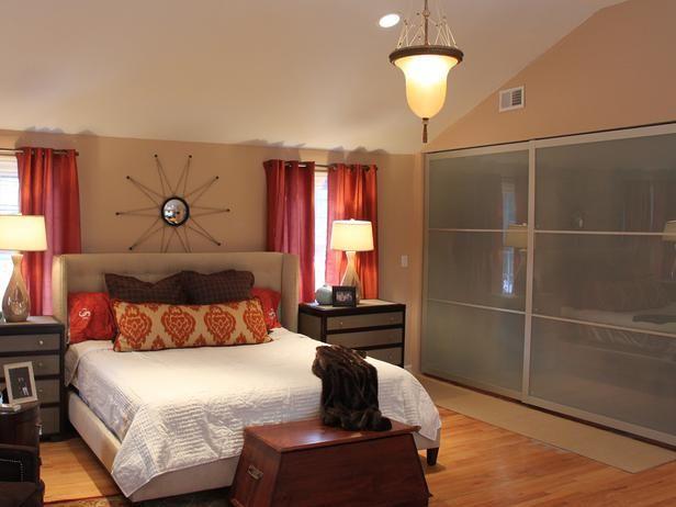 95 best closet inspiration images on pinterest home - Master bedroom closet door ideas ...