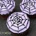 ambrosia: How to Make Spiderweb Cupcakes