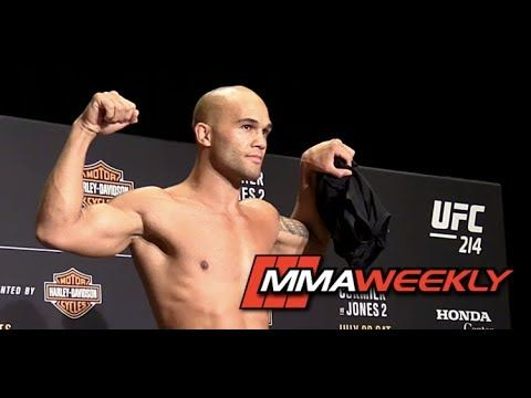 MMA UFC 214 Official Weigh-ins: Robbie Lawler vs. Donald Cerrone