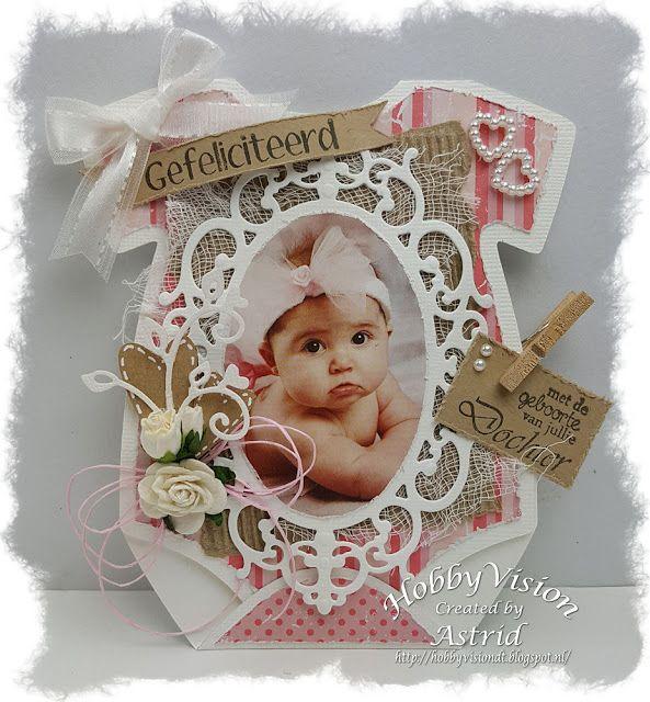 Gefeliciteerd met de geboorte van jullie dochtertje !!!