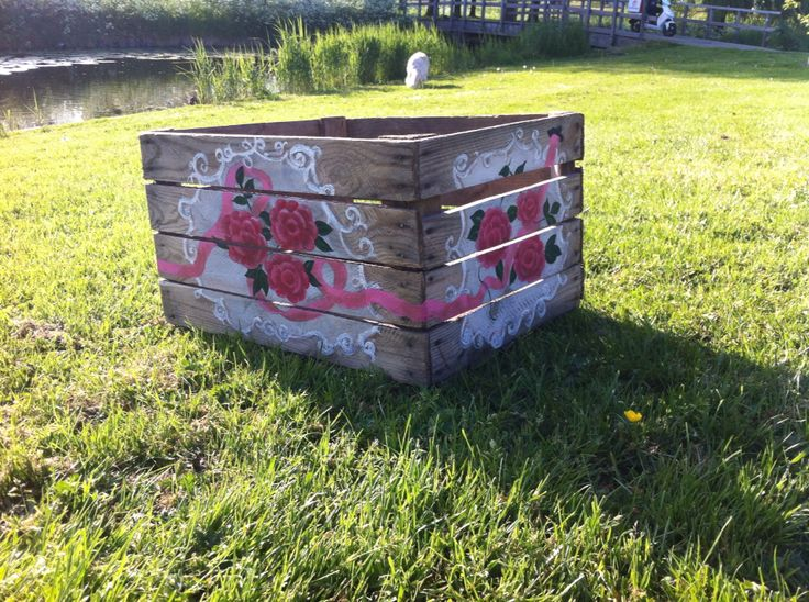 Painting crate l 2015-05-16 l mariellevanleeuwen@live.nl