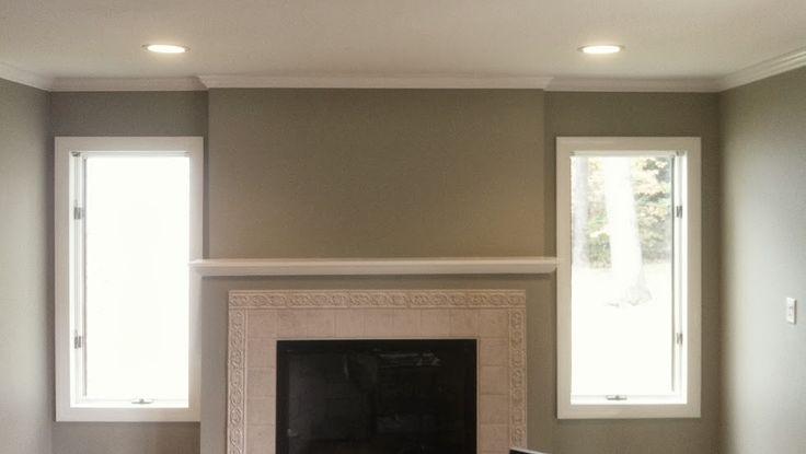 We Love Benjamin Moore 39 S Top Shelf Aura Interior Paint Wall Color Nantucket Gray Hc 111