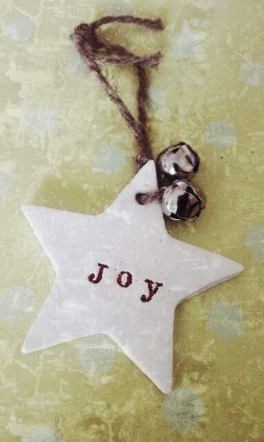 The start of my homemade Christmas decorations! I'm quite enjoying getting creative - who knows what will become of it :-)